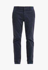 BOSS - REGULAR FIT - Kalhoty - dark blue - 3