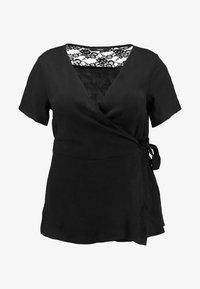 Vero Moda Curve - Blouse - black - 3