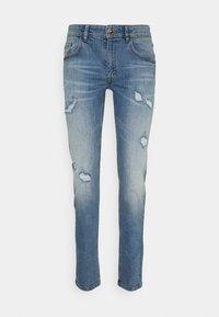 Redefined Rebel - STOCKHOLM DESTROY - Jeans fuselé - sea shore - 4