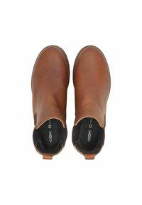 COX - Classic ankle boots - mittelbraun - 1
