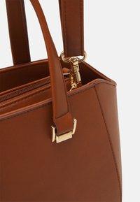 Anna Field - Tote bag - cognac - 3