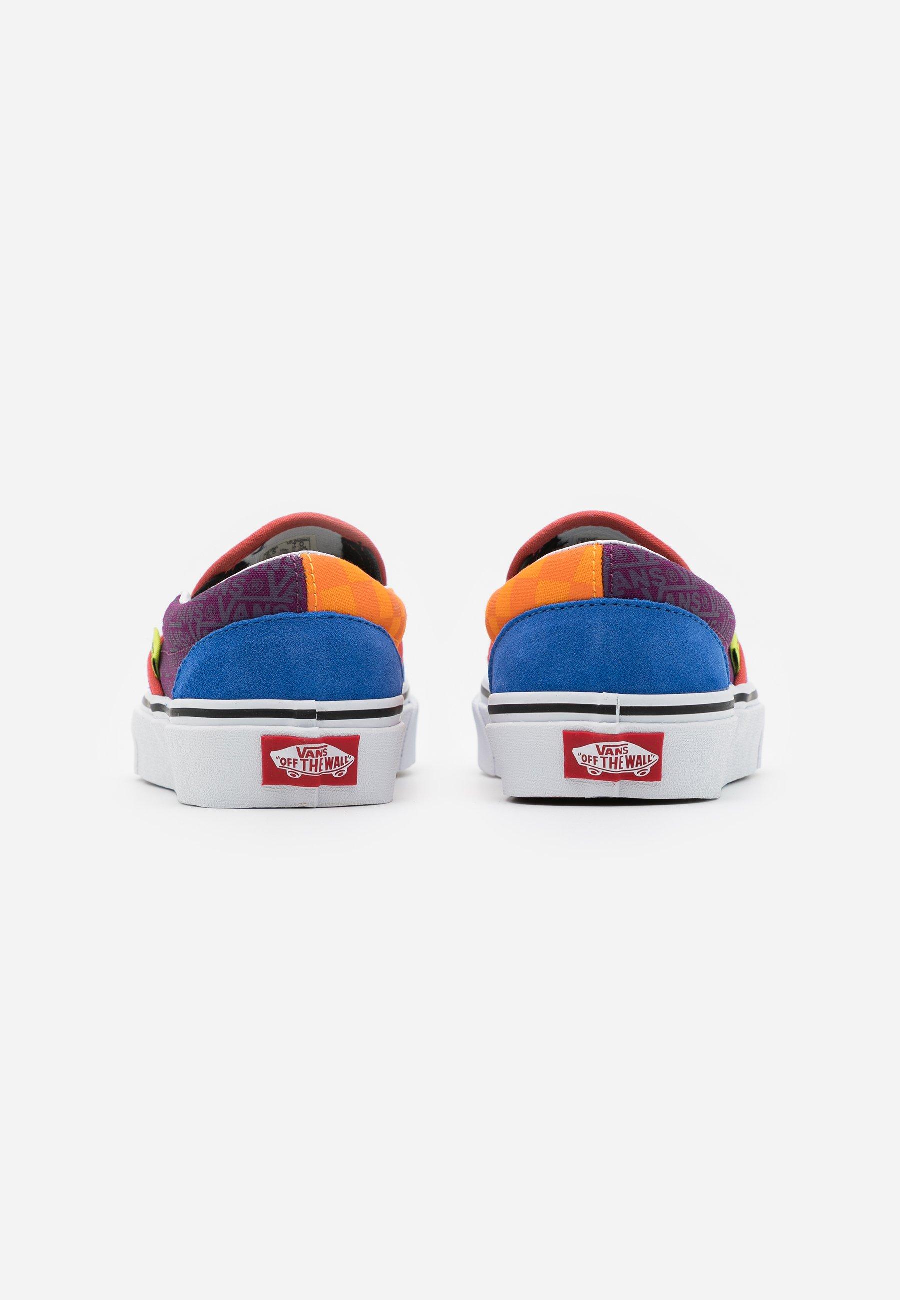 New Style Cheapest Vans CLASSIC  - Slip-ons - grape juice/bright marigold | women's shoes 2020 rFv8C