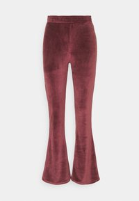 ONLTAMMY FLARED PANTS - Trousers - port royale