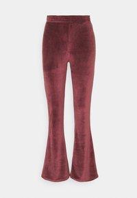 ONLTAMMY FLARED PANTS - Bukse - port royale