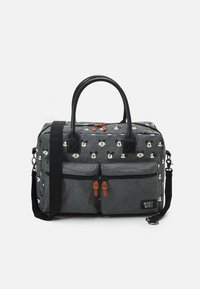 Kidzroom - DIAPER BAG MICKEY MOUSE BETTER CARE SET - Baby changing bag - grey - 0