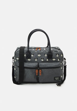DIAPER BAG MICKEY MOUSE BETTER CARE SET - Torba do przewijania - grey