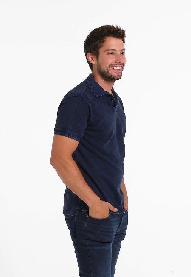 27 BOREAL  - Poloshirt - bleu