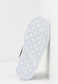 Kappa - DALTON ICE - Sports shoes - black/white - 5