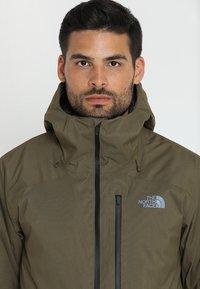 The North Face - SICKLINE - Ski jacket - green - 3