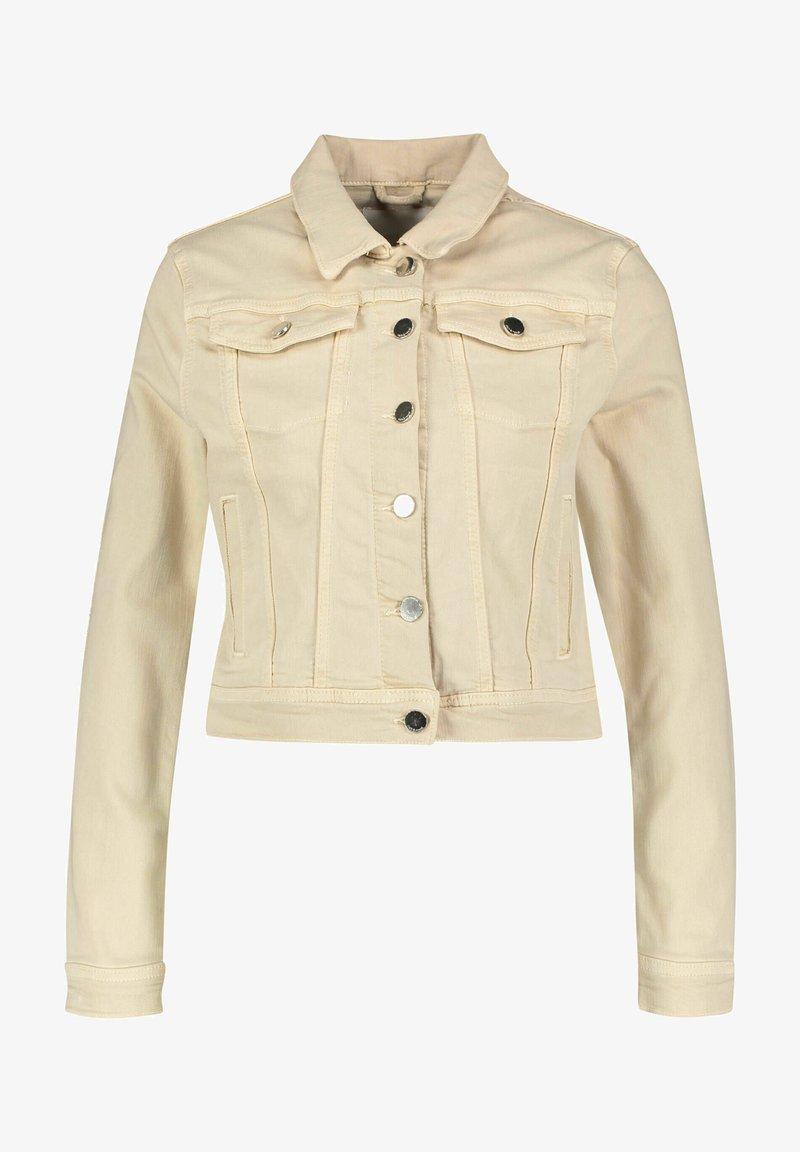 Rich & Royal - Denim jacket - sand