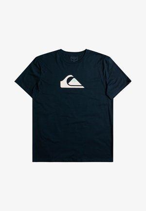 COMP LOGO - Camiseta estampada - navy blazer