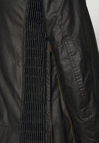 Belstaff - GANGSTER JACKET - Lehká bunda - black - 5