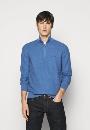 Jumper - blue stone heather