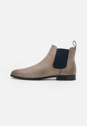 SUSAN - Ankle boot - crust/navy