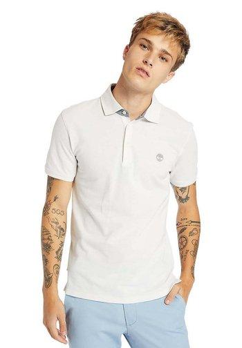 OXFORD  - Polo shirt - white sand