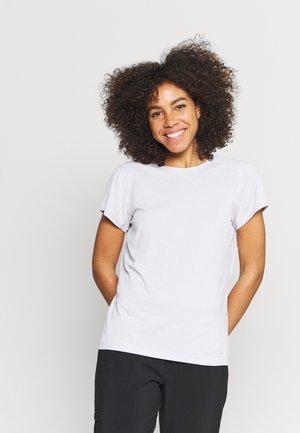 QUADRA CREW - T-Shirt basic - light mirai heather