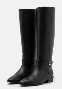 Furla - GRACE HIGH BOOT - Vysoká obuv - nero - 1