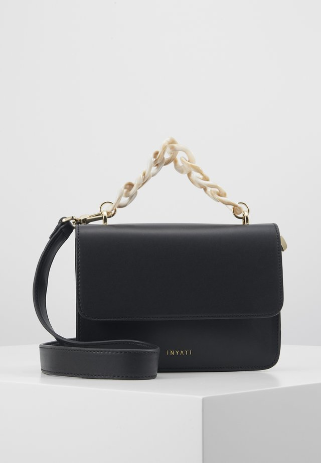 AMBER - Handbag - black