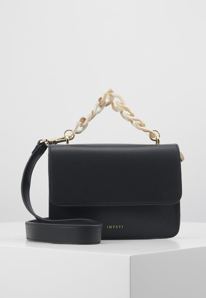 Inyati - AMBER - Handbag - black