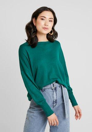ARM - Jumper - emerald green