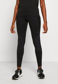 The North Face - WOMEN'S HYBRID HIKE TIGHT - Tights - black - 0