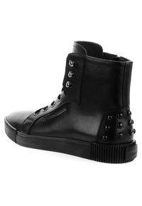 PRIMA MODA - AUNEDE - Sneakersy wysokie - black - 2