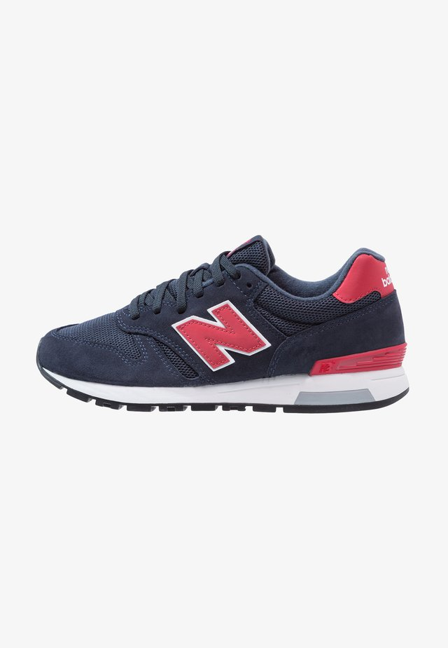 ML565 - Baskets basses - navy