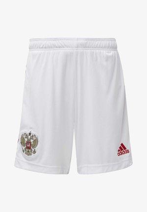 RUSSIA RFU HOME AEROREADY SHORTS - Short de sport - white