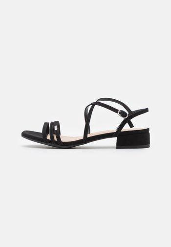 KALLA  - Sandals - black