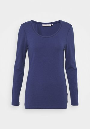ESSENTIAL STRETCH - Long sleeved top - blue
