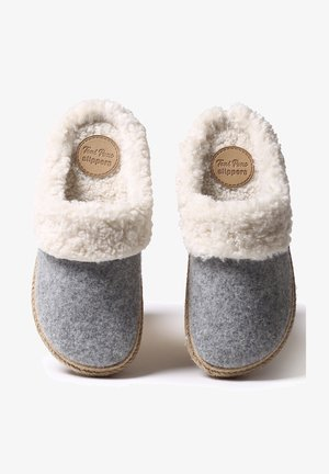 MIRI-BF - Slippers - gris