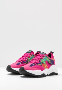 Versace Jeans Couture - CHUNKY SOLE - Sneakers laag - multicolor - 4