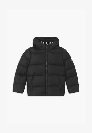ESSENTIAL  - Daunenjacke - black