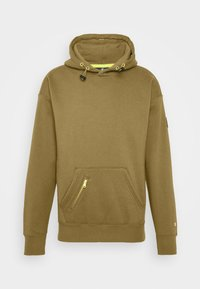 LEGACY CONTEMPORARY MODERN HOODED - Hoodie - olive