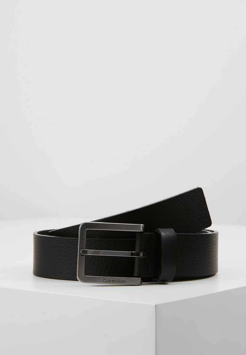 Calvin Klein - ESSENTIAL PLUS - Belt - black