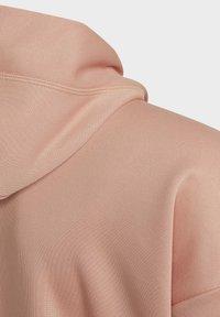 adidas Performance - Zip-up sweatshirt - pink - 3