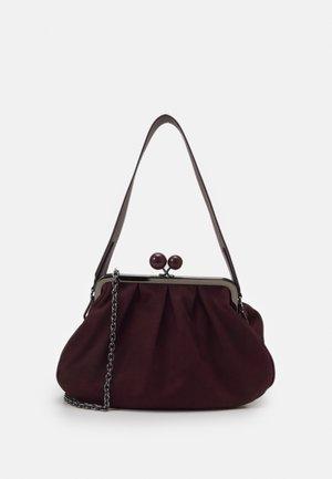 BRINA - Handbag - aubergine
