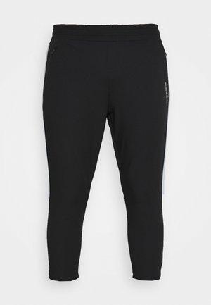 BE ONE - Teplákové kalhoty - nero