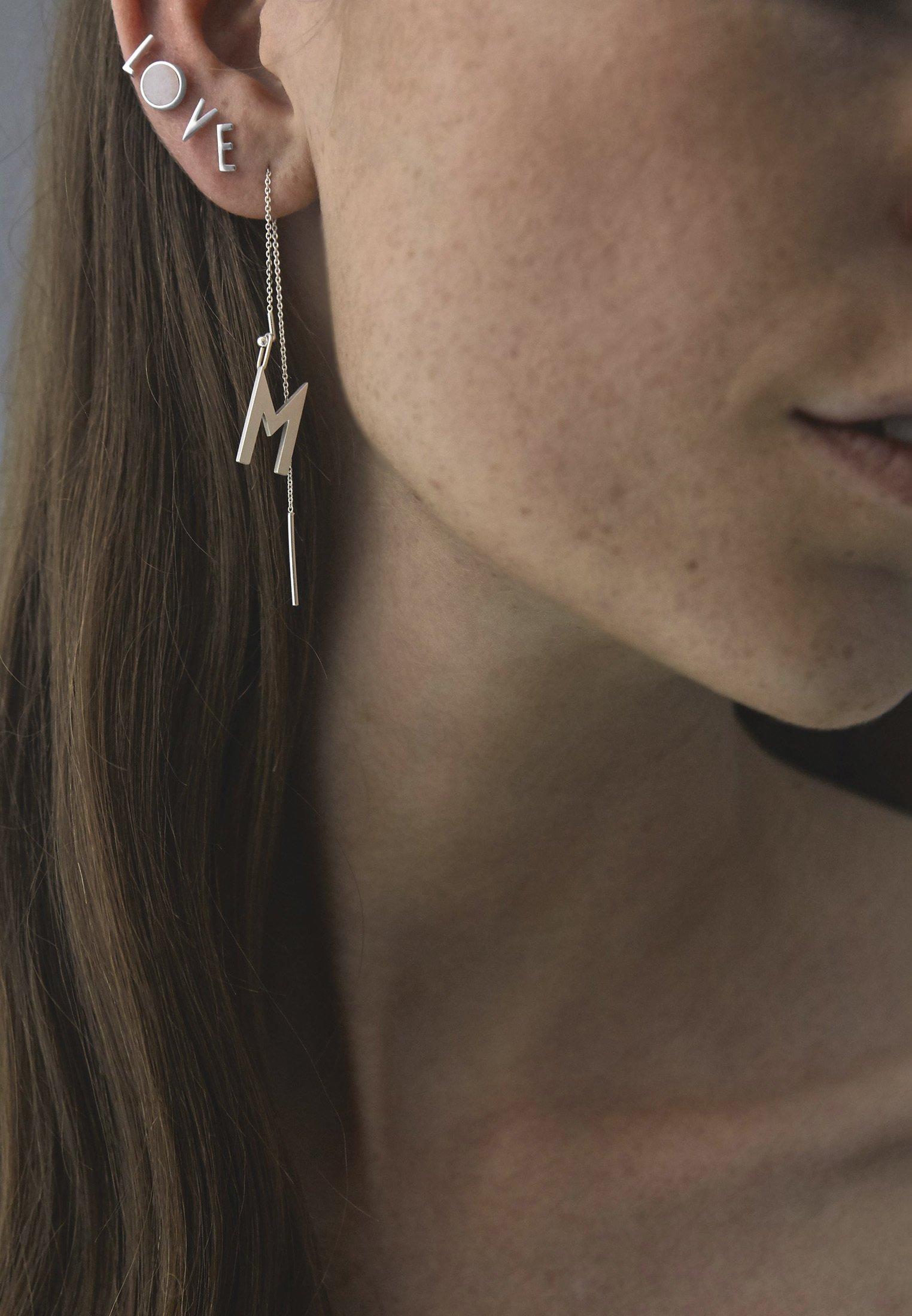 Damer EARRING STUDS ARCHETYPES - A - Øreringe