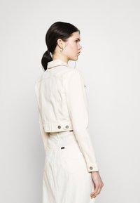 ONLY - ONLWESTA COLOR CROPPED JACKET - Denim jacket - whitecap gray - 2