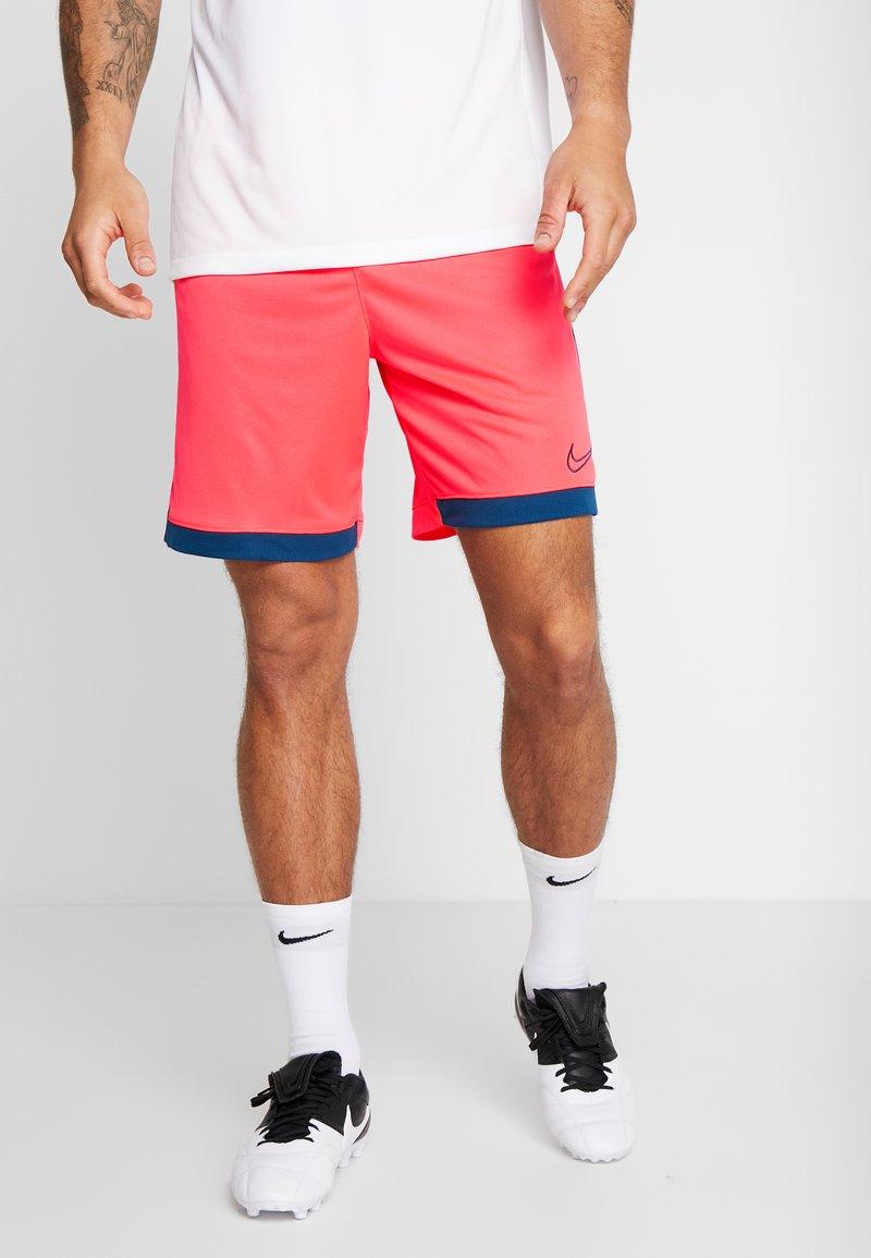 Nike Performance - DRY ACADEMY SHORT  - Sports shorts - laser crimson/valerian blue