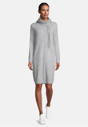 Robe pull - grey melange