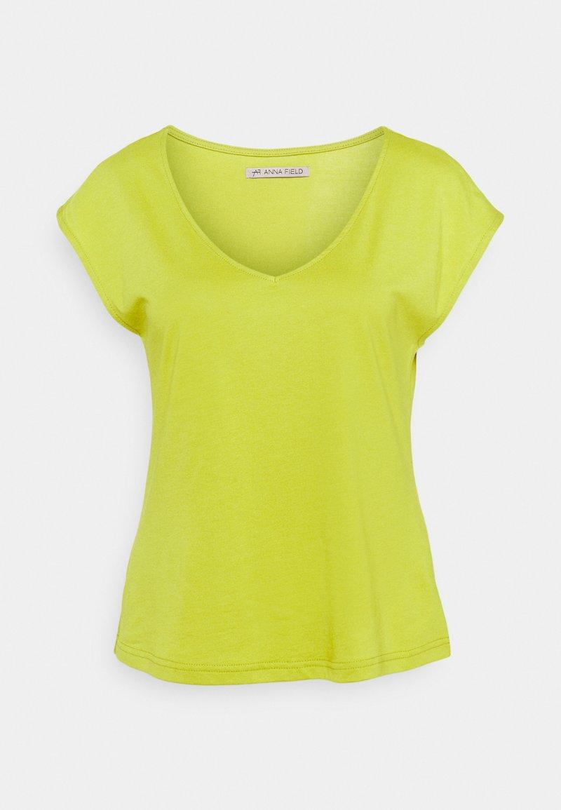 Anna Field - T-shirts - light green
