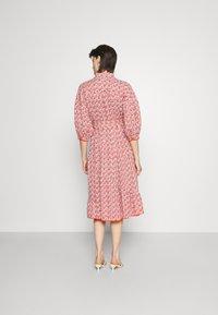 Diane von Furstenberg - LUNA DRESS - Denní šaty - orange - 2
