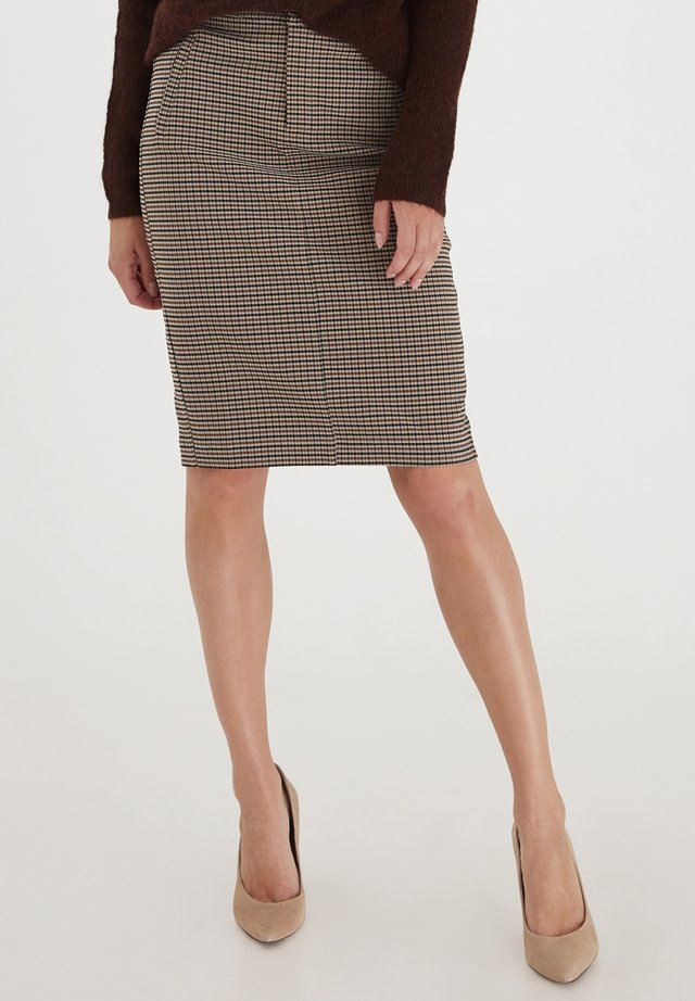 FRMATERN - Blyantnederdel / pencil skirts - cathay spice mix