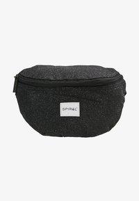 Spiral Bags - HARVARD BUMBAG - Bum bag - glitter black - 6