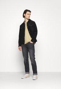 Volcom - LIKEATON JACKET - Summer jacket - black - 1