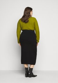 Glamorous Curve - SKIRT - Pencil skirt - black - 2