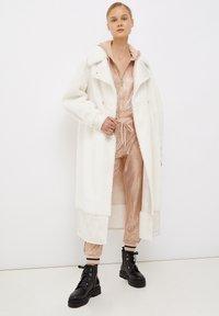 Liu Jo Jeans - Zip-up sweatshirt - peach - 1