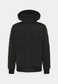 RIDGE JACKET - Down jacket - black